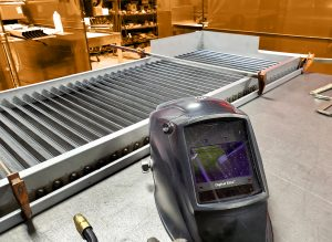 A-W Airflo Industries - Welding Table